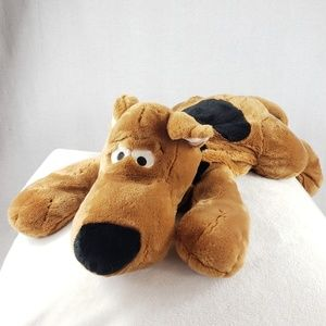 Giant Scooby Doo pillow plush by Warner Brothers